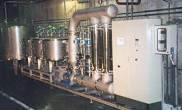 Membranfiltration Mft Applications